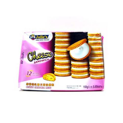 Cheese Sandwich (12's) 168g