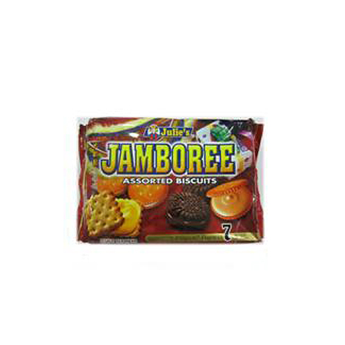 Jamboree Assorted Biscuits 210g