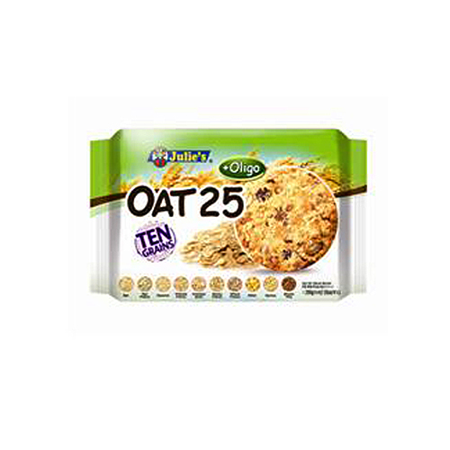 Oat 25 Ten Grains (8's) 200g