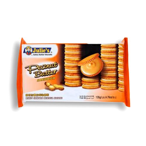Peanut Butter Sandwich 135g