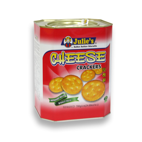 Cheese Crackers 700g