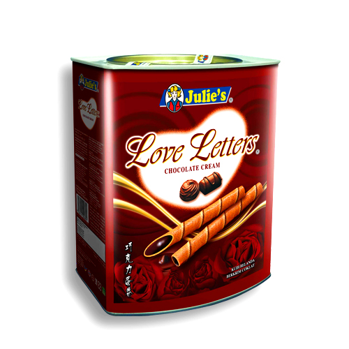 Love Letters Chocolate Cream Filling 700g