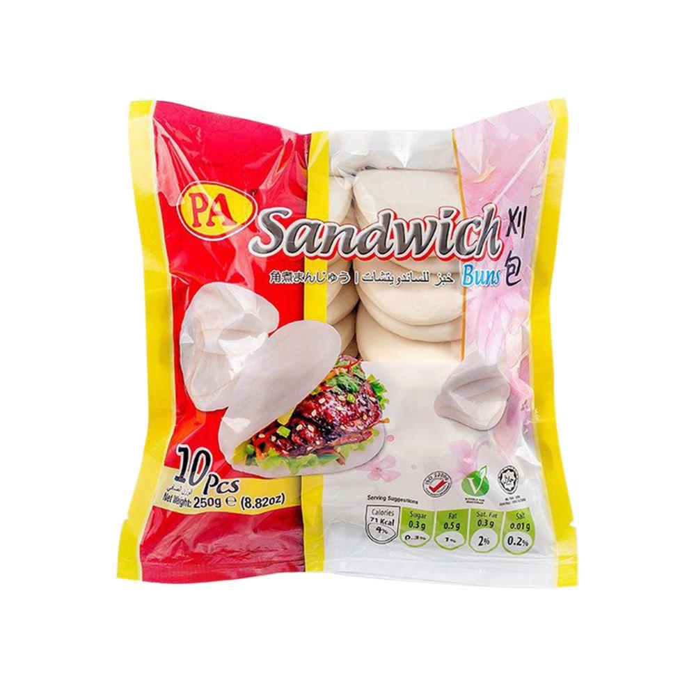 Steam Buns Sandwich