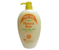 Natural Bath Royal Jelly Milk Shower Foam