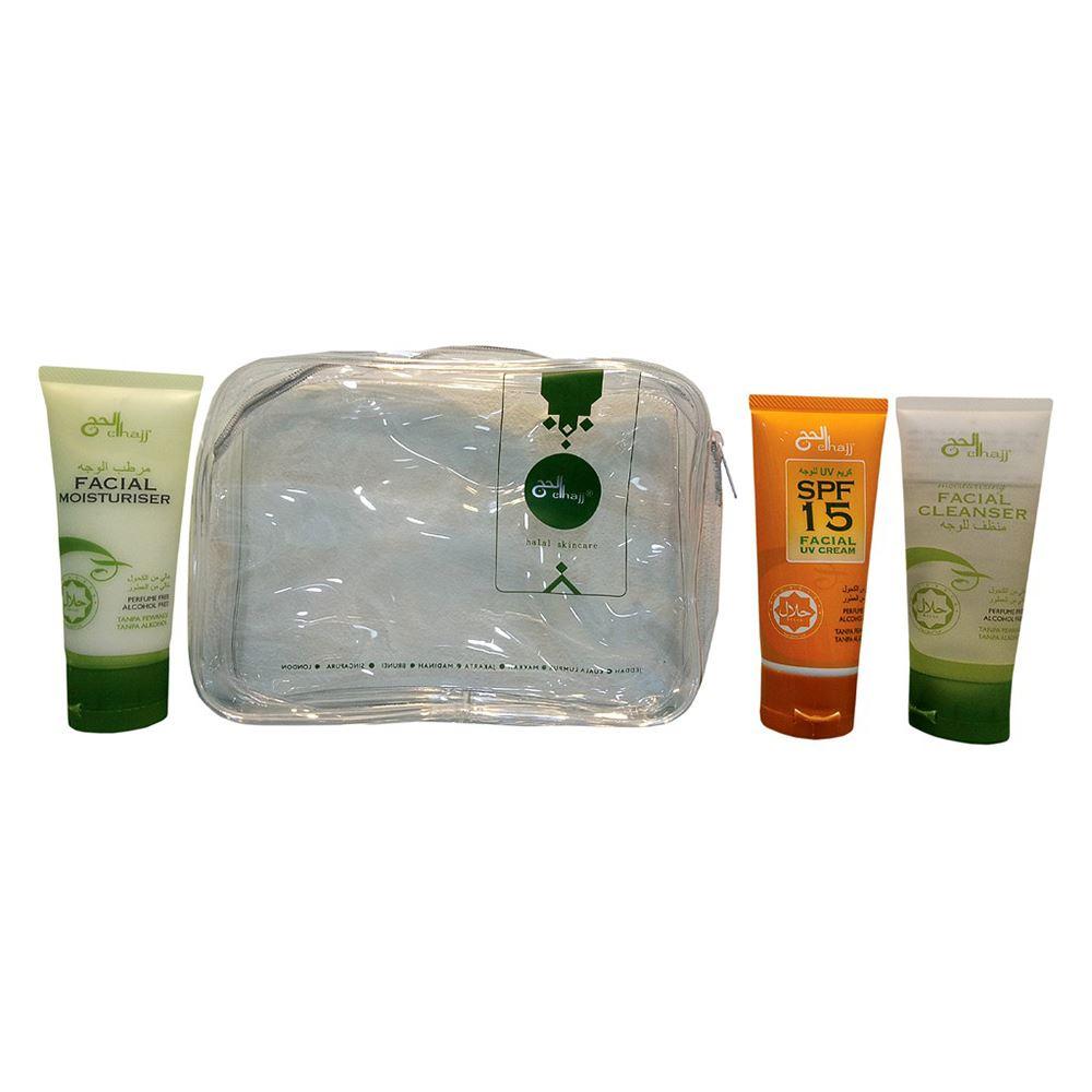 El Hajj™ Facial Set 3 in 1 for Hajj & Umrah Skincare