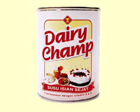 Dairy Champ Evaporated Filled Milk