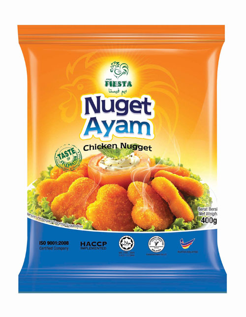 FIESTA Chicken Nugget 400g