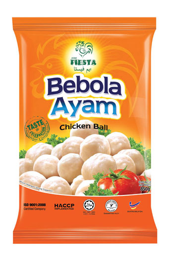 FIESTA Chicken Ball 850g