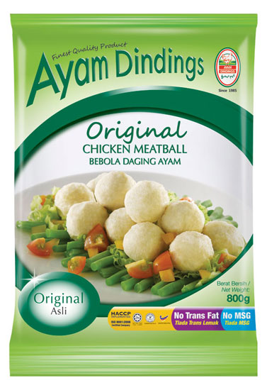 AD Chicken Meatball 800g