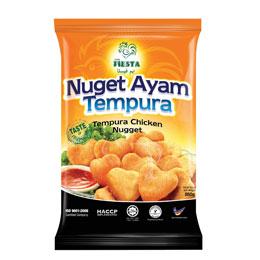 FIESTA Tempura Chicken Nugget 850g