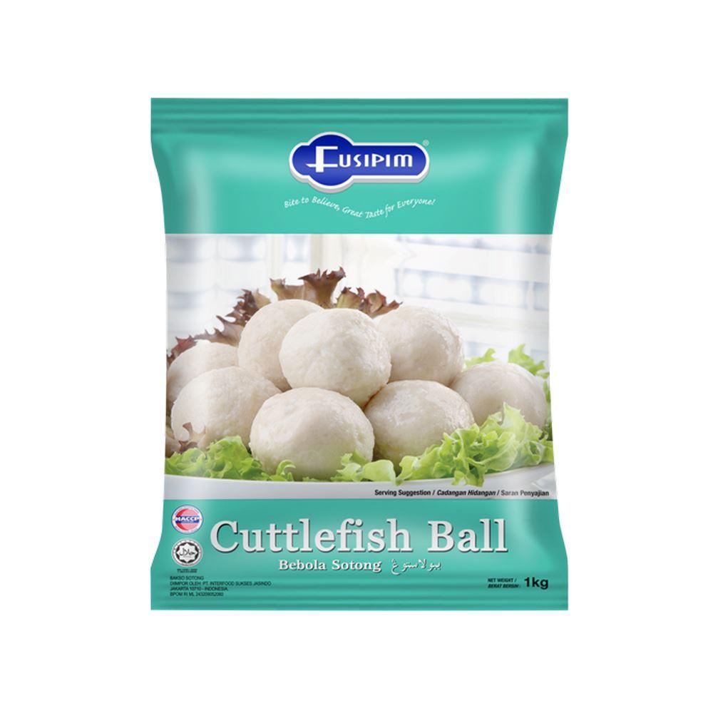 Cuttlefish Ball