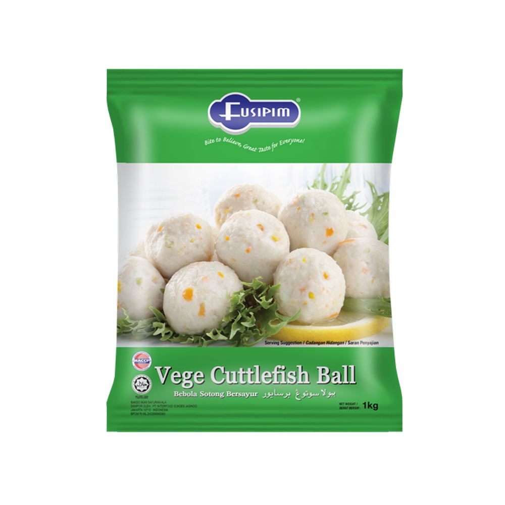 Vege Cuttlefish Ball