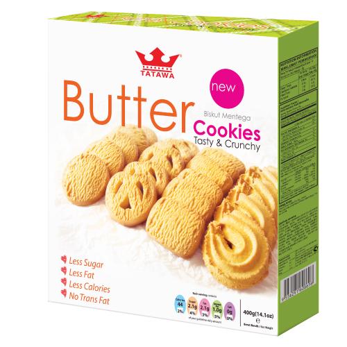 Tatawa Butter Cookies Box