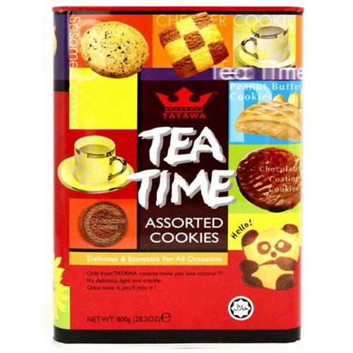 Tea Time 800g (Tatawa)