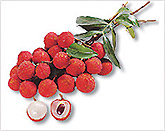 Fresh Fruits : Lychee