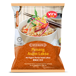 Premium Instant Noodles: Penang Asam Laksa