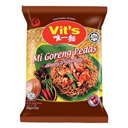 Vit's Classic: Classic Mi Goreng Pedas
