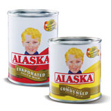 Alaska Evaporated Filled Milk