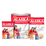 Alaska Powdered Milk Drink