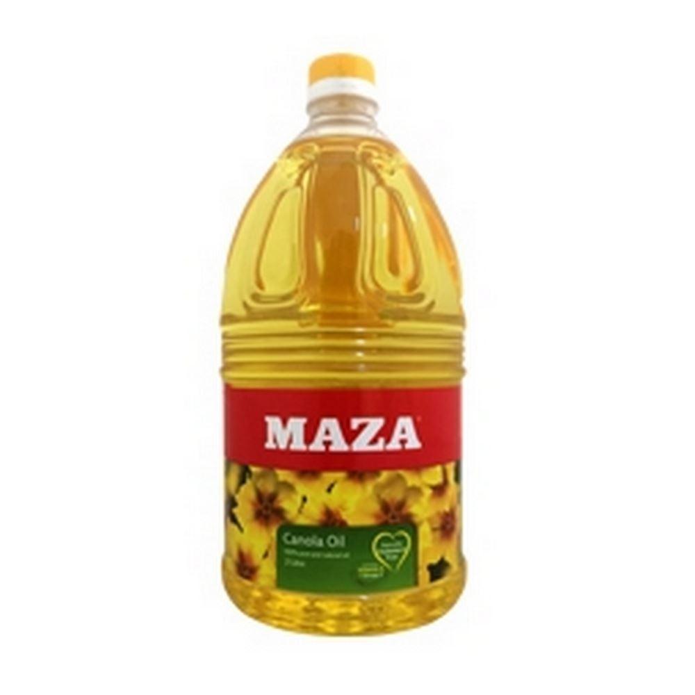 MAZA Canola Oil 2 Ltr