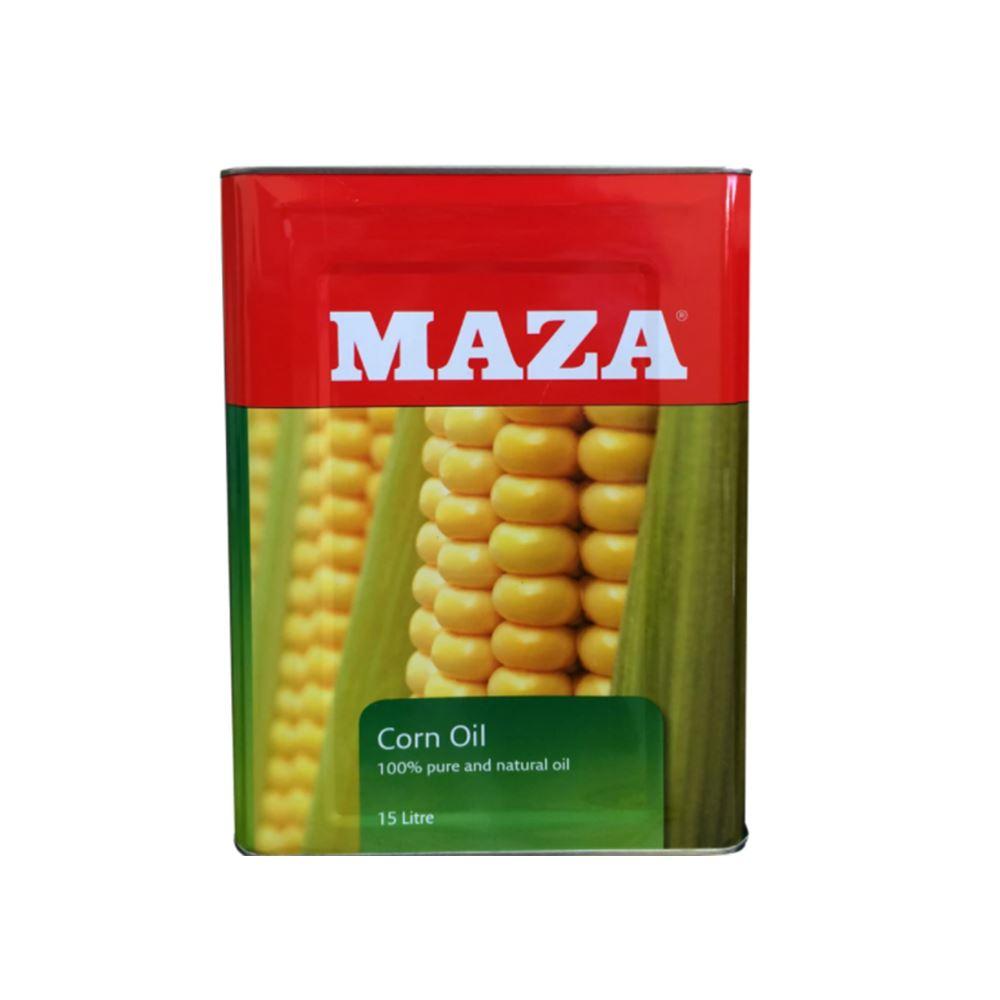 Maza Corn Oil