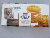 Border All Butter Viennese Biscuits