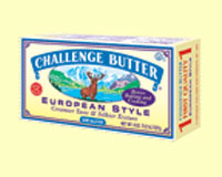 Challenge Unsalted European Sytle Butter