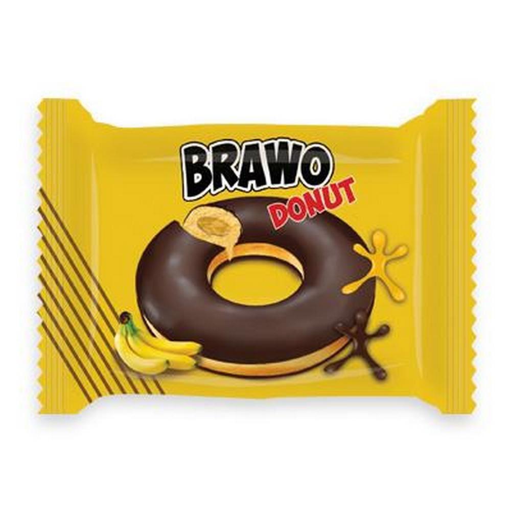 Brawo Donut Banana