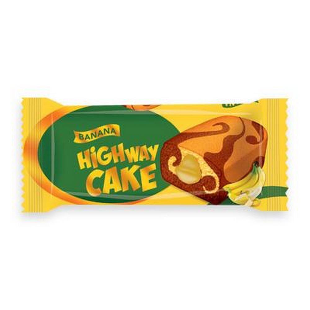 Highway Cake Banana