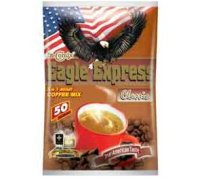 Eagle Express 3 In 1 Instant Coffee Mix