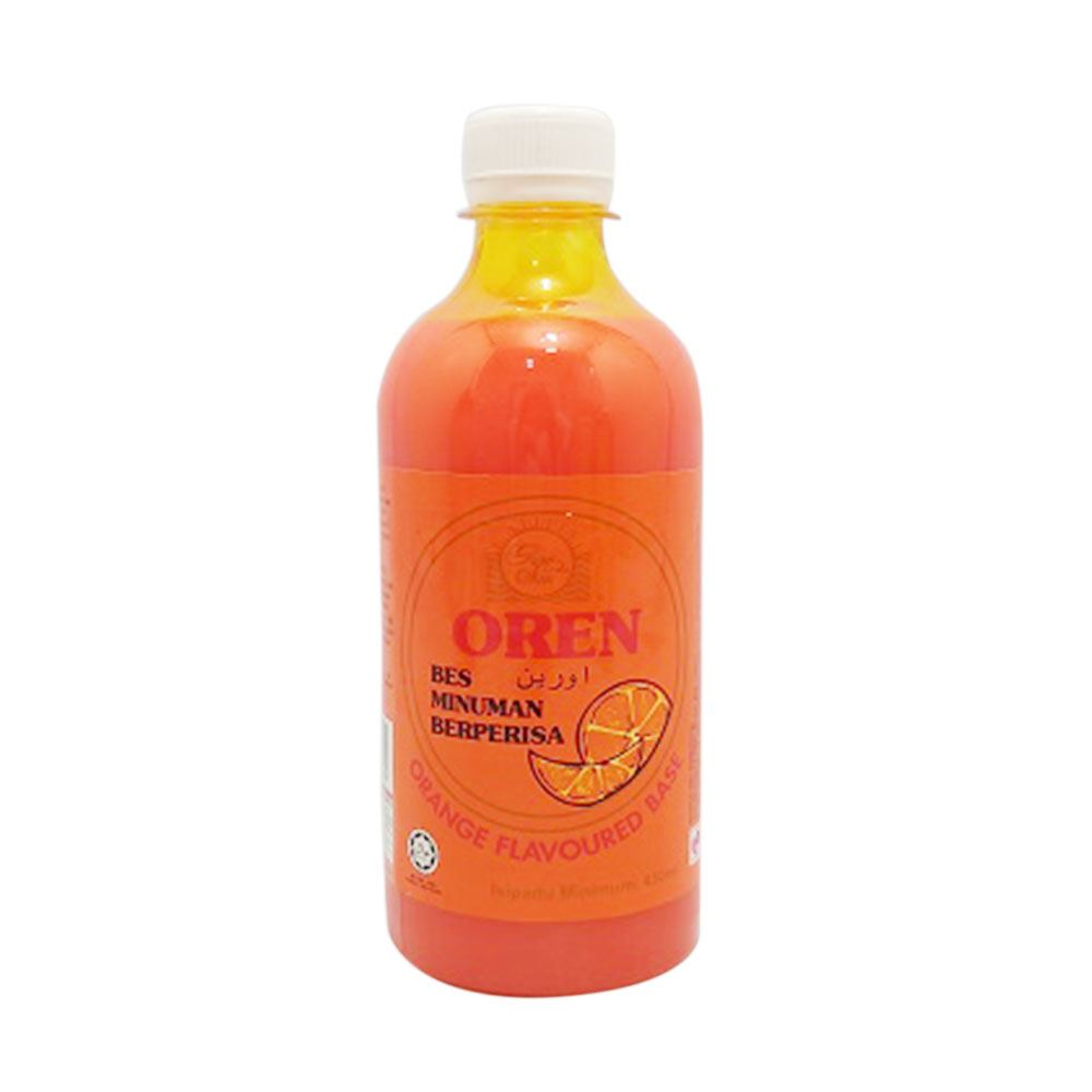 Flavoured Concentrate Orange