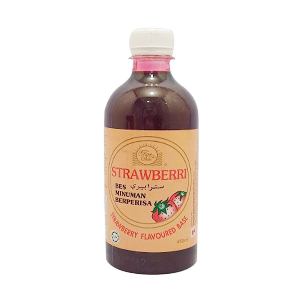 Flavoured Concentrate Strawberry
