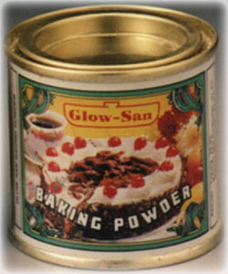 Baking Powder - Tinned