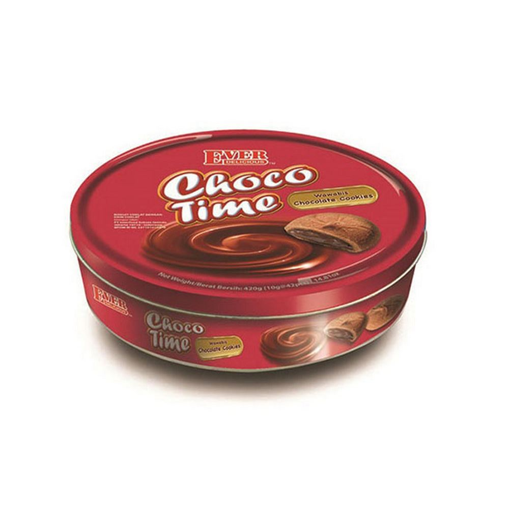 420g Chocotime Chocolate Cream Cookies