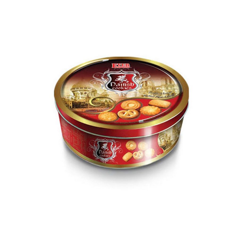 454g Danish Cookies(Red)