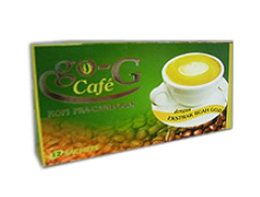 Go-g Cafe Pre-Mixed Coffee