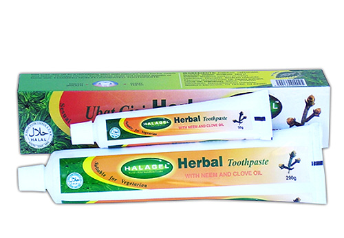 Halagel Herbal Toothpaste
