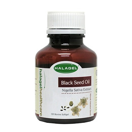 Halagel Habbatus Sauda Oil