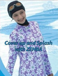 ZEHBA Muslimah Swimsuit