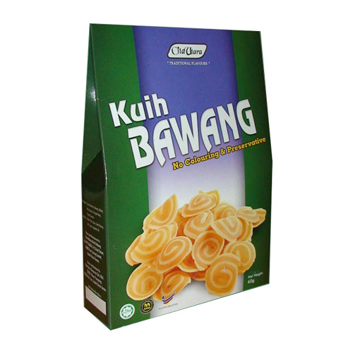 Kuih Bawang (Product in Pouch)
