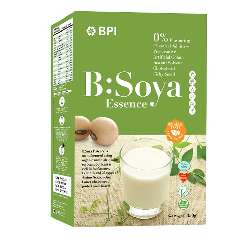 B:Soya Essence