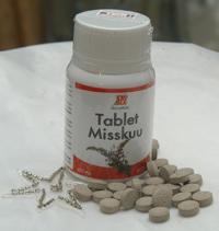 Tablet Miskuu Misai Kucing