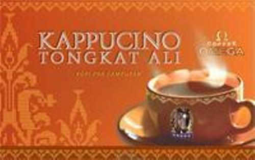 Cappucino Tongkat Ali Coffee