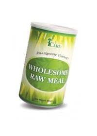 Nutrition  - Wholesome Raw Meal