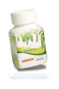 Diabetes - K-Plus<sup>TM</sup> Ginseng Balsam Pear