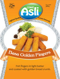 Basa Golden Fingers