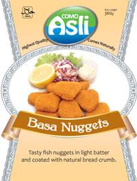 Basa Nuggets
