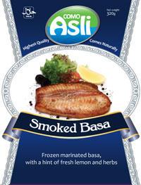 Smoked Basa