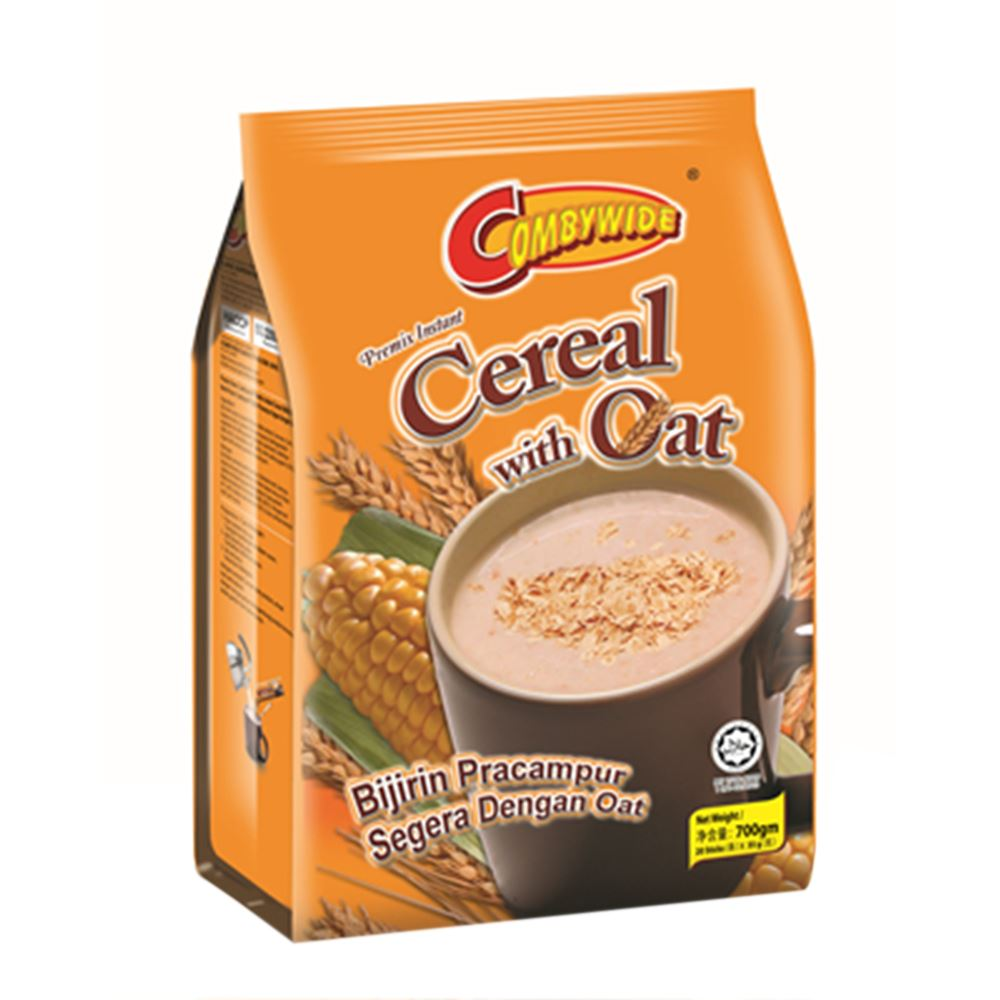 Nutritious Cereal With Oat