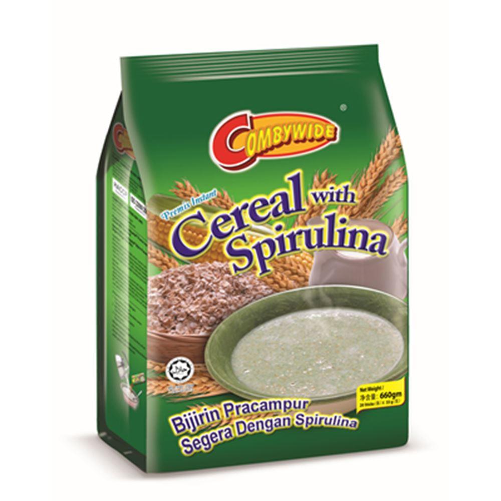 Spirulina Cereal